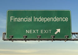 Ten Steps on the Road to Financial Independence: How Do I Get Started?