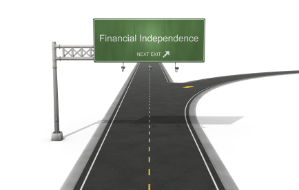 Turning Points on the Financial Independence Road: Can $450,000 or $900,000 make a difference in your life? Then read on.