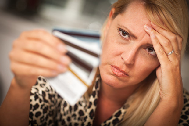Flirting with Credit Card Disaster—-Again