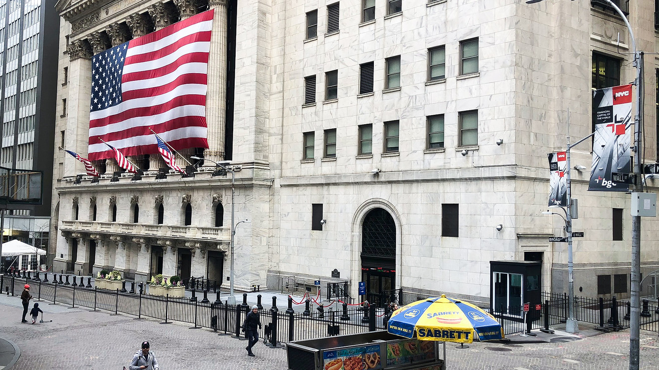 The Sun Will Come Out on Wall Street